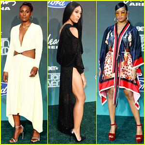 Issa Rae, MJ Rodriguez, H.E.R & More Step Out In Style for Soul Train Awards 2019!
