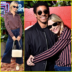Jaime King Celebrates the Opening of Ray-Ban's New Store