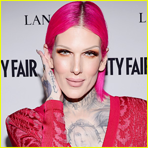 Jeffree Star Addresses 'Ribbon Fiber' Issue With 'Conspiracy' Palette