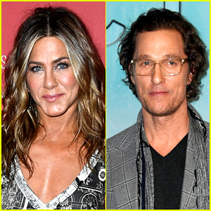 Jennifer Aniston Gives Matthew McConaughey Advice About Instagram!