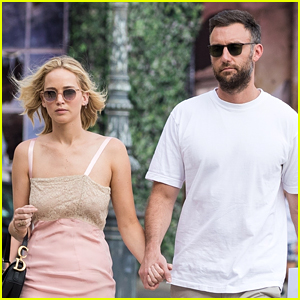 Jennifer Lawrence & Cooke Maroney's Honeymoon Location Revealed!