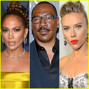 Jennifer Lopez, Eddie Murphy & Scarlett Johansson Join 'Saturday Night Live' Host Lineup