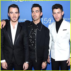 Joe Jonas Announces 'Cup of Joe' Quibi Series Ahead of American Museum Of Natural History Gala 2019 With Brothers