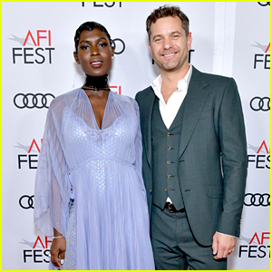 Joshua Jackson & Girlfriend Jodie Turner-Smith Make Red Carpet Debut at 'Queen & Slim' Premiere!