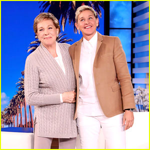 Julie Andrews Witnessed a Fake Orgy, Says It Was 'Adorable'