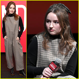 Kaitlyn Dever Is On the Awards Campaign Trail for 'Unbelievable'!