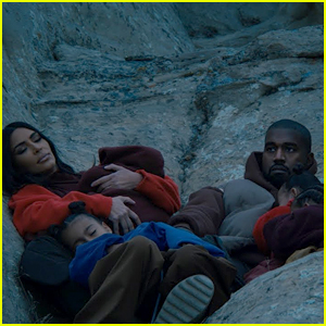 Kim Kardashian, Kanye West & All Their Kids Star in 'Closed on Sunday' Music Video