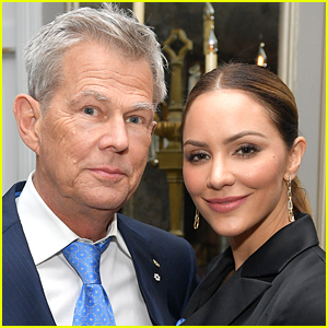 Katharine Mcphee Trolls The Age Difference In Her Relationship With David Foster In Funny Post David Foster Katharine Mcphee Just Jared