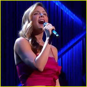 Watch Katharine McPhee Sing 'Something to Shout About' for David Foster's PBS Special! (Video)