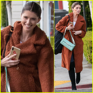 Katherine Schwarzenegger is All Smiles While Furniture Shopping in West Hollywood