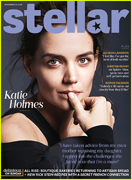 Katie Holmes Speaks About 'Dawson's Creek' Still Having a Big Fan Base All These Years Later!