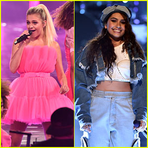 Watch Kelsea Ballerini & Alessia Cara's Performances at People's Choice Awards 2019! (Video)