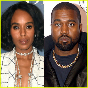 Here's Why Kerry Washington Gets Texts That Are Actually For Kanye West