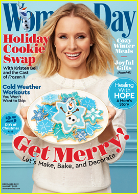 Kristen Bell Reveals Why She Told Her Six-Year-Old Daughter the Truth About Santa