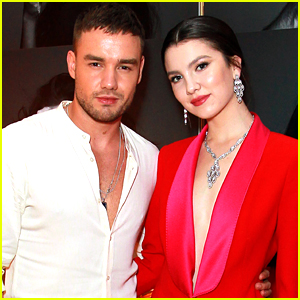 Liam Payne & Maya Henry Couple Up For Bvlgari's Christmas Light Switch On For Save The Children's Give Hope Campaign