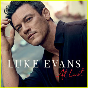 Luke Evans Drops Debut Album 'At Last' - Stream & Download!
