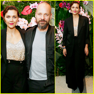 Maggie Gyllenhaal & Peter Sarsgaard Couple Up for Montblanc X The Webster Collab Launch Party