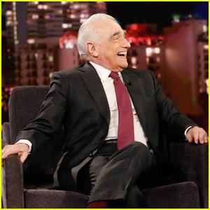 Martin Scorsese Tells 'Kimmel' How He Reunited with Robert De Niro for 'The Irishman'!
