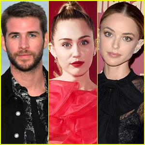 Miley Cyrus Unfollows Exes Liam Hemsworth & Kaitlynn Carter on Instagram