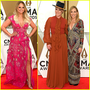 Miranda Lambert, Pink, & Sheryl Crow Join Forces at CMA Awards 2019