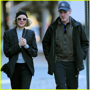 Naomi Watts & Boyfriend Billy Crudup Couple Up For Rare Outing in NYC