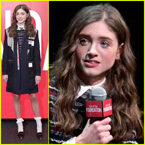 Natalia Dyer Dishes On Her Hopes For Nancy in Season Four of 'Stranger Things'