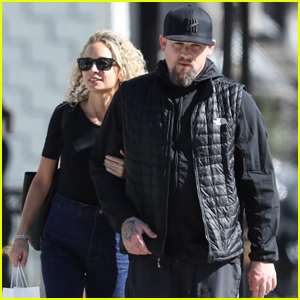 Nicole Richie & Joel Madden Couple Up For Rare Outing Together