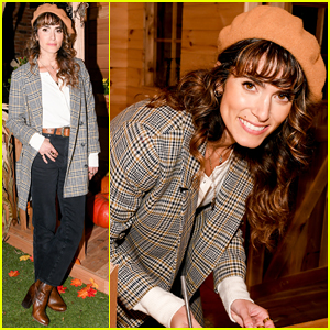 Nikki Reed Helps Celebrate UpWest Launch Party!