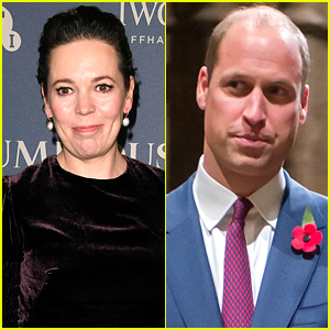 The Crown's Olivia Colman Reveals Her Interaction With Prince William 'Didn't Go Very Well'