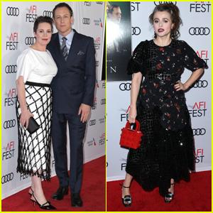 Olivia Colman, Tobias Menzies, & Helena Bonham Carter Bring 'The Crown' to AFI Fest 2019