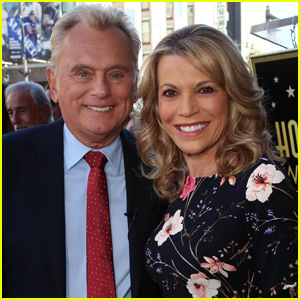 Vanna White Set to Host 'Wheel of Fortune' After Pat Sajak Hospitalized For Emergency Surgery