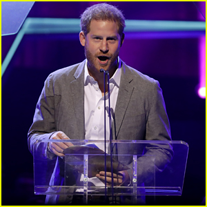 Prince Harry Gives a Shout Out to Greta Thunberg at OnSide Awards in Final Royal Event Before Holiday Break