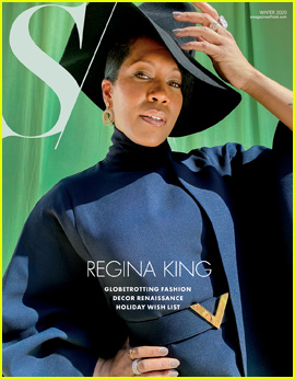 Regina King Explains How She Chooses Her Movies Roles