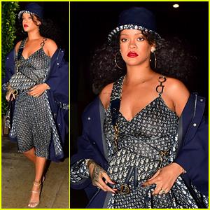Rihanna Makes a Return to Her Favorite L.A. Restaurant