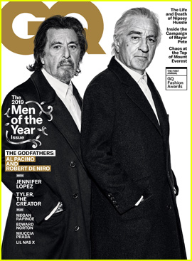 Robert De Niro & Al Pacino Open Up About Their 50 Year Friendship