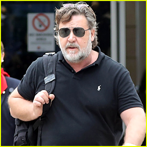 Russell Crowe Returns to Australia Amid Bushfire Damage to His Property