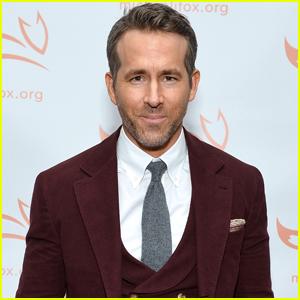 Ryan Reynolds Looks Sharp at Michael J. Fox Foundation Event in NYC
