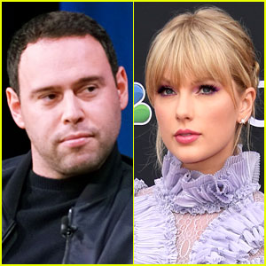 Scooter Braun Finally Addresses Taylor Swift Controversy After Months of Silence