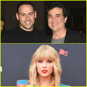 Scooter Braun 'Frustrated' with Scott Borchetta Over Taylor Swift Music Situation (Report)