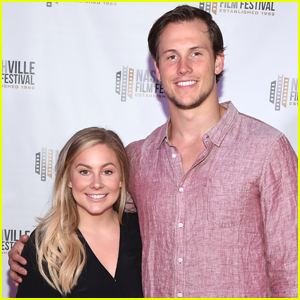 Shawn Johnson & Husband Andrew East Reveal Daughter's Name!