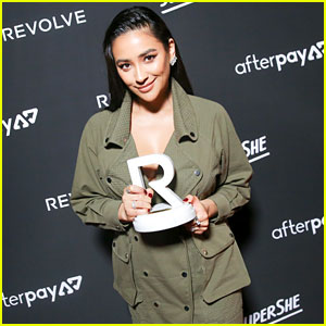 Shay Mitchell Makes First Official Appearance Since Giving Birth