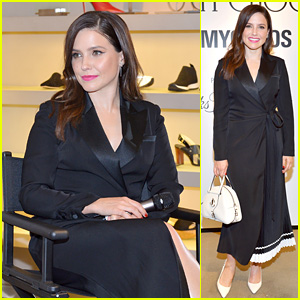 Sophia Bush Discusses Using Her Platform for Good During Jimmy Choo's In My Choos Event