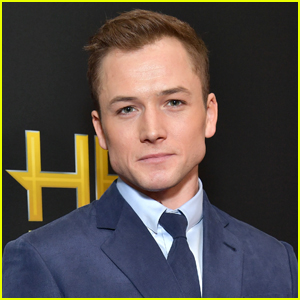 Taron Egerton Says He 'Wasn't Very Happy' Filming 'Robin Hood'