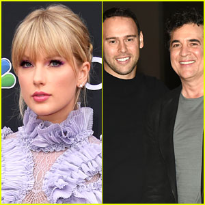 Taylor Swift Says Scooter Braun & Scott Borchetta Won't Let Her Perform Her Old Music at AMAs 2019