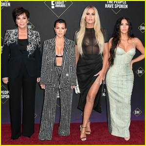 The Kardashians Win Reality Show of The Year at People's Choice Awards 2019!