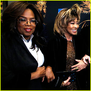 Oprah Winfrey Joins Tina Turner at 'Tina' Opening on Broadway