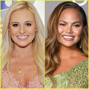 Tomi Lahren Comes to Chrissy Teigen's Defense Over Firefighter Post