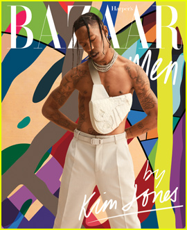 Travis Scott Opens Up About His Music: 'It's Different Pieces Of My Brain'