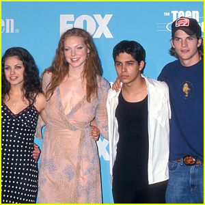 'That '70s Show' Cast is Down for a 'That '70s Movie,' Wilmer Valderrama Says