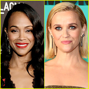 Zoe Saldana & Reese Witherspoon Are Teaming Up for Netflix's 'From Scratch'